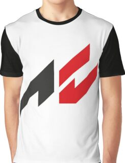 Assetto Corsa Logo Graphic T-Shirt