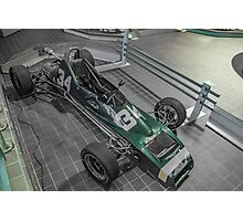 PRS Formula Ford Photographic Print