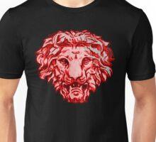 Red Lion Airbrush Art Unisex T-Shirt