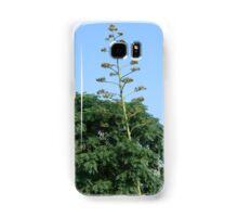 Heavy Bloom Stalk Leans on Tree Samsung Galaxy Case/Skin