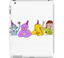 Toy Party iPad Case/Skin