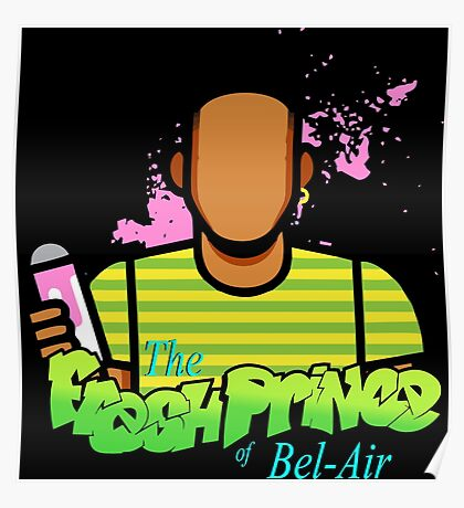 The Fresh Prince of Bel Air Poster