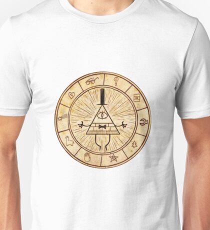 Gravity Falls: Bill 2 Unisex T-Shirt