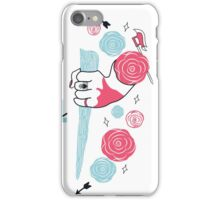 Buffy The Vampire Slayer- Girl Power iPhone Case/Skin