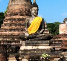 Sukhothai Historical Park in Thailand Sticker