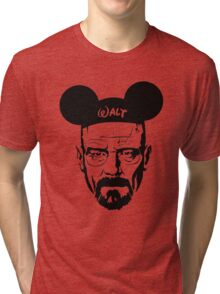Walter Mouse Tri-blend T-Shirt
