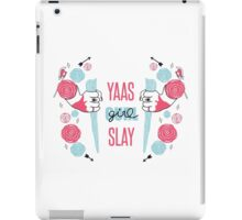 Buffy The Vampire Slayer- Girl Power iPad Case/Skin