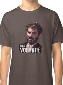 Gian Maria Volonte - El Indio Classic T-Shirt