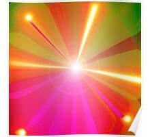 Sonnen-Energie Nr. 04 Poster