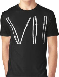 VII Samurai Graphic T-Shirt