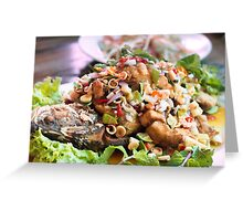 Food Greeting Card