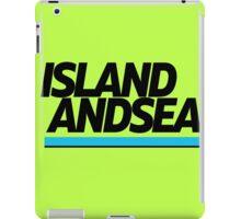 ISLAND AND SEA iPad Case/Skin