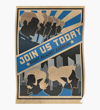 paladins, we need you! Poster