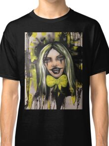 Happy clown goes punk  Classic T-Shirt