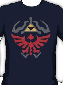 Twilight Princess Shield T-Shirt