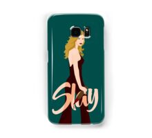 Slay Buffy Samsung Galaxy Case/Skin