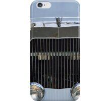 Limousine Excalibur MAXI Car Front iPhone Case/Skin