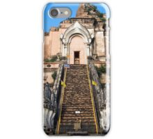 Wat Chedi Luang in Chiang Mai iPhone Case/Skin