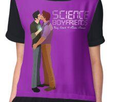 Science Boyfriends Chiffon Top