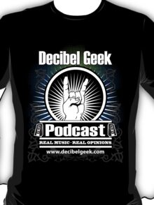 Decibel Geek  - Horns Up! T-Shirt