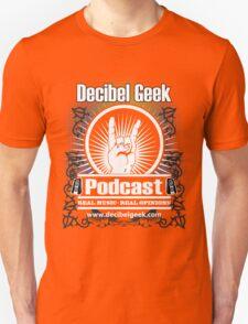 Decibel Geek  - Horns Up! T-Shirt
