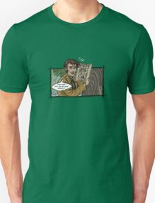 They just can't get my nose right! T-Shirt