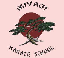 Miyagi Karate School Kids Clothes