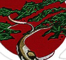 Miyagi Karate School Sticker