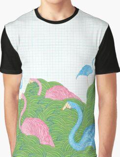 Flarin in the Garden Graphic T-Shirt