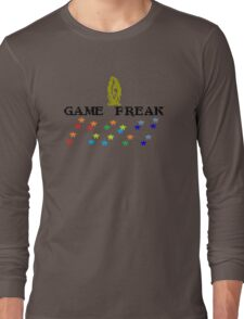Game Freak! Long Sleeve T-Shirt