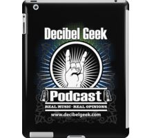 Decibel Geek  - Horns Up! iPad Case/Skin