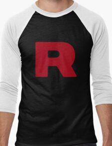 Team Rocket Grunt Men's Baseball ¾ T-Shirt