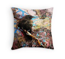 Nathan Willy Ogleby Throw Pillow