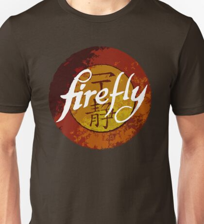 The One Season Only 'FIREFLY' Unisex T-Shirt
