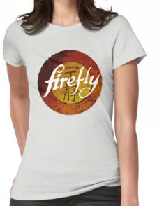 The One Season Only 'FIREFLY' Womens Fitted T-Shirt