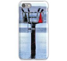 bird watch... iPhone Case/Skin