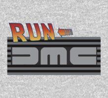 Run DMC (to the Future!) One Piece - Long Sleeve