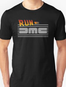 Run DMC (to the Future!) Unisex T-Shirt