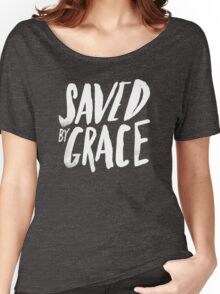 Saved by Grace x Mint Women's Relaxed Fit T-Shirt