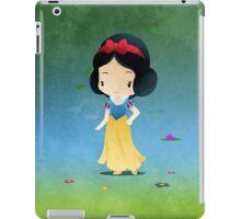 Snow Pale iPad Case/Skin