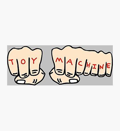 Toy Machine Photographic Print