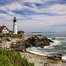 Portland Head Lighthouse by Bill Wetmore