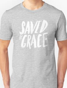 Saved by Grace x Mustard Unisex T-Shirt