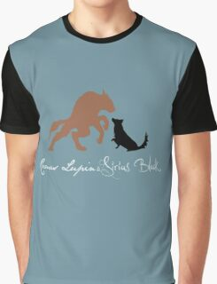 Remus & Sirius Graphic T-Shirt