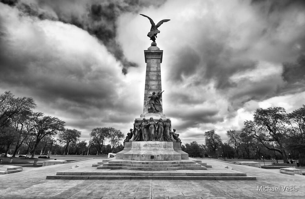 George-Étienne Cartier Monument by Michael Vesia