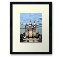 You Are Not My Prince Framed Print