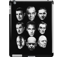 Masters of Horror iPad Case/Skin