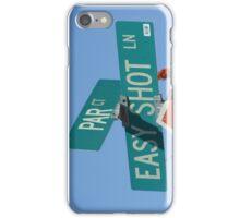 Par - Easy Shot iPhone Case/Skin