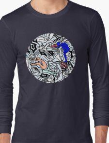 Retro Bodies Long Sleeve T-Shirt