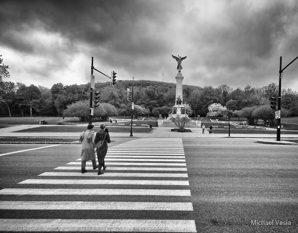 Mount Royal Park by Michael Vesia